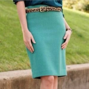 J. Crew no 2 pencil skirt